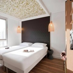 Отель Ibis Styles Paris Buttes Chaumont Париж комната для гостей фото 4