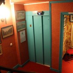 Отель Hôtel De Nice интерьер отеля фото 3