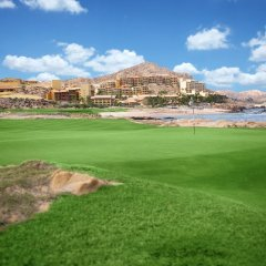 Отель Fiesta Americana Grand Los Cabos Golf & Spa - Все включено спортивное сооружение
