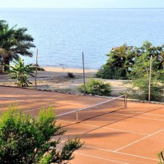 Отель Tanganyika Bluebay Resort спортивное сооружение