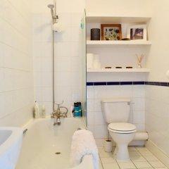 Отель Modern 1 Bedroom Flat in Finsbury Park Великобритания, Лондон - отзывы, цены и фото номеров - забронировать отель Modern 1 Bedroom Flat in Finsbury Park онлайн ванная