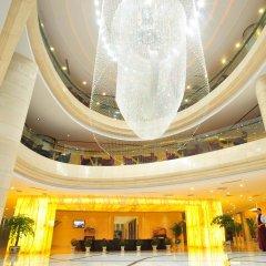 Отель Yulong International Hotel Китай, Сиань - отзывы, цены и фото номеров - забронировать отель Yulong International Hotel онлайн интерьер отеля