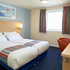 Отель Travelodge Glasgow Central комната для гостей фото 5