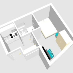 Отель Room 4 Apartments Австрия, Зальцбург - отзывы, цены и фото номеров - забронировать отель Room 4 Apartments онлайн удобства в номере