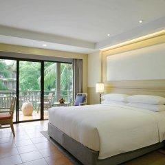 Отель Phuket Marriott Resort & Spa, Merlin Beach комната для гостей