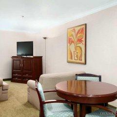 Отель Hilton Mexico City Airport Мехико комната для гостей фото 5