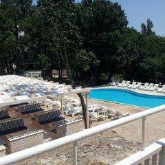 Отель Zarya Болгария, Генерал-Кантраджиево - отзывы, цены и фото номеров - забронировать отель Zarya онлайн балкон