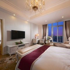 Kaiyuan Manju Select Hotel(Hongqiao Hub National Exhibition Center Sto комната для гостей фото 2