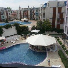 Апартаменты Menada Rainbow 4 Apartments бассейн