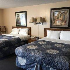Отель Moonlite Motel США, Ниагара-Фолс - отзывы, цены и фото номеров - забронировать отель Moonlite Motel онлайн комната для гостей фото 5