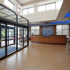 Отель Fairfield Inn by Marriott JFK Airport США, Нью-Йорк - отзывы, цены и фото номеров - забронировать отель Fairfield Inn by Marriott JFK Airport онлайн бассейн
