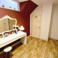 Отель Unni House Южная Корея, Сеул - отзывы, цены и фото номеров - забронировать отель Unni House онлайн ванная фото 2