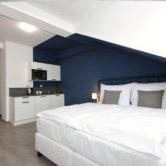 Отель Alveo Suites Чехия, Прага - отзывы, цены и фото номеров - забронировать отель Alveo Suites онлайн комната для гостей фото 3