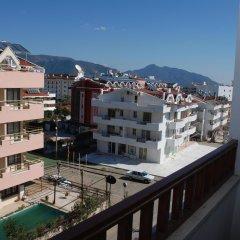 Elysium Otel Marmaris Турция, Мармарис - отзывы, цены и фото номеров - забронировать отель Elysium Otel Marmaris онлайн балкон