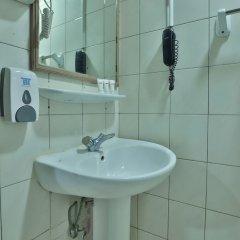 OYO 261 Remas Hotel Apartment Дубай ванная