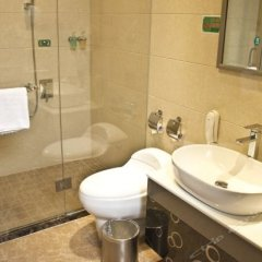 Jincheng Hotel ванная