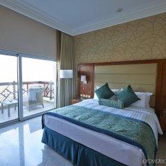 Отель Crowne Plaza Jordan Dead Sea Resort & Spa Иордания, Сваймех - отзывы, цены и фото номеров - забронировать отель Crowne Plaza Jordan Dead Sea Resort & Spa онлайн комната для гостей фото 4