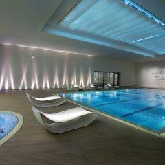 Lotte Hotel Seoul бассейн
