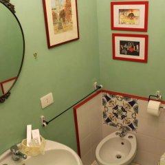 Отель Locanda Il Mascherino Италия, Фраскати - отзывы, цены и фото номеров - забронировать отель Locanda Il Mascherino онлайн ванная фото 2