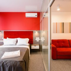 Гостиница Partner Guest House Klovskyi комната для гостей фото 2