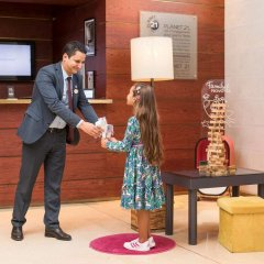 Отель Novotel Casablanca City Center развлечения