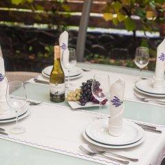 Отель Letizia Country Club Хуст питание