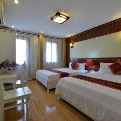 Отель Golden Wings Hotel Вьетнам, Ханой - отзывы, цены и фото номеров - забронировать отель Golden Wings Hotel онлайн комната для гостей фото 4