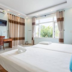 Отель Quynh Long Homestay комната для гостей фото 4