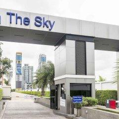 Отель The Sky Sukhumvit By Favstay городской автобус