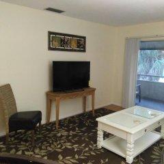Отель Tropical Dreams 2 Br Vacation Villas Near Siesta Key комната для гостей фото 2