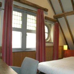 Отель Koffieboontje Бельгия, Брюгге - 1 отзыв об отеле, цены и фото номеров - забронировать отель Koffieboontje онлайн комната для гостей фото 5