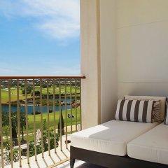 Отель Anantara Vilamoura Португалия, Пешао - отзывы, цены и фото номеров - забронировать отель Anantara Vilamoura онлайн балкон
