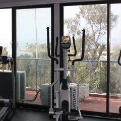 Palmyra Beach Hotel фитнесс-зал фото 2
