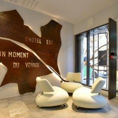Отель B55 Франция, Париж - отзывы, цены и фото номеров - забронировать отель B55 онлайн фитнесс-зал