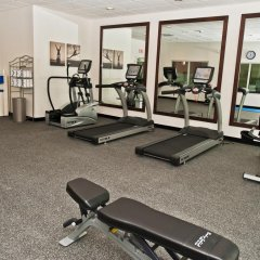Holiday Inn Express Hotel & Suites Columbus - Easton Колумбус фитнесс-зал фото 3