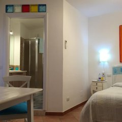 Отель B&B Il Tramonto Кастельсардо комната для гостей фото 2