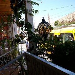 Отель Mussa Spring Hotel Иордания, Вади-Муса - отзывы, цены и фото номеров - забронировать отель Mussa Spring Hotel онлайн балкон