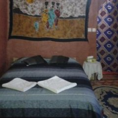 Отель Auberge Ocean des Dunes Марокко, Мерзуга - отзывы, цены и фото номеров - забронировать отель Auberge Ocean des Dunes онлайн комната для гостей фото 3