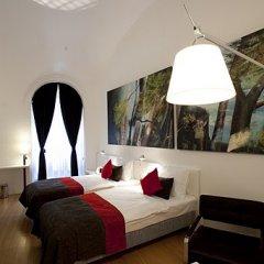 Отель Bohem Art Hotel Венгрия, Будапешт - 1 отзыв об отеле, цены и фото номеров - забронировать отель Bohem Art Hotel онлайн комната для гостей фото 4