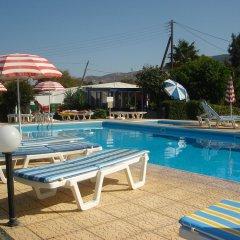 Отель Angelos Studios Греция, Кос - отзывы, цены и фото номеров - забронировать отель Angelos Studios онлайн бассейн