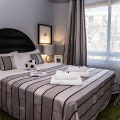 Отель Alcam Futbol комната для гостей фото 2
