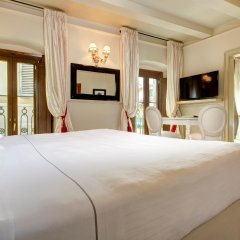Отель Grand Hotel Cavour Италия, Флоренция - отзывы, цены и фото номеров - забронировать отель Grand Hotel Cavour онлайн комната для гостей фото 2