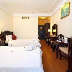 Отель Hoi An Lantern Хойан комната для гостей фото 2