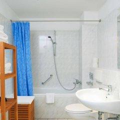 Отель Aparthotel am Zwinger ванная