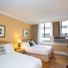 Отель Days Inn - Vancouver Downtown Канада, Ванкувер - отзывы, цены и фото номеров - забронировать отель Days Inn - Vancouver Downtown онлайн комната для гостей фото 3