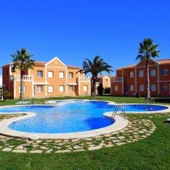 Отель Club Sevilla Олива бассейн