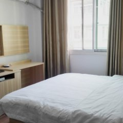 Yimi Hotel Jiangnanxi Station Branch комната для гостей