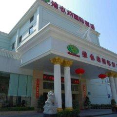 Отель Xiamen Virola Hotel Китай, Сямынь - отзывы, цены и фото номеров - забронировать отель Xiamen Virola Hotel онлайн вид на фасад