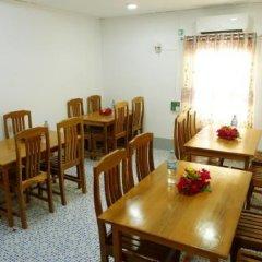 Отель Naung Yoe Motel питание