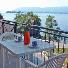 Отель Residence Tre Ponti Вербания балкон